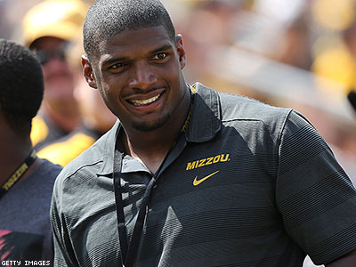 Report: Michael Sam Joining Dallas Cowboys' Practice Team
