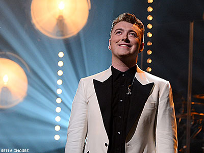Sam Smith Doesn't Want to Be a Gay Spokesperson