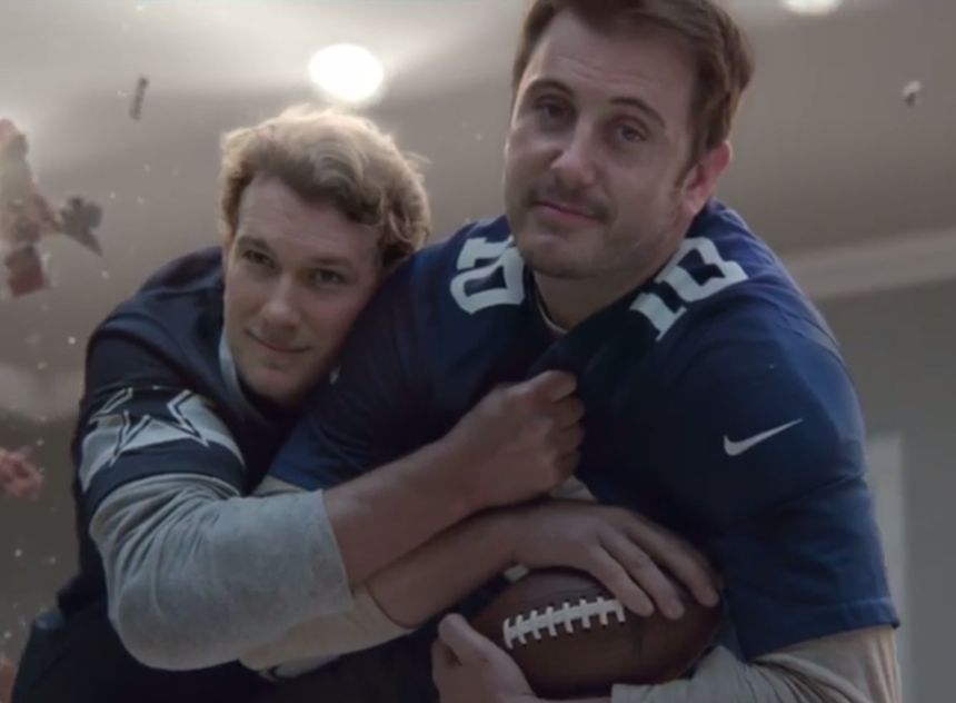 WATCH: DirecTV's Ad Features Gay NFL Fans
