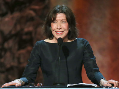 Lily Tomlin First Out Lesbian Recipient of Kennedy Center Honors