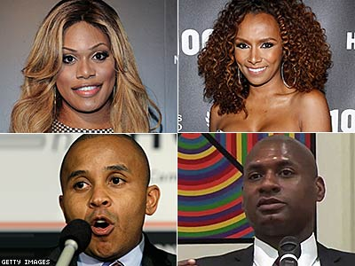 Root 100 Recognizes African-American LGBT Luminaries