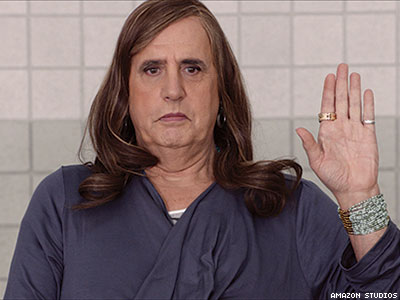 Amazon's Transparent Is Great Television in Transition