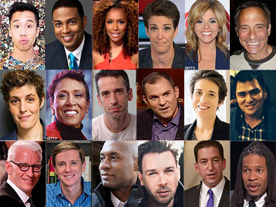 The 50 Most Influential LGBT People in Media