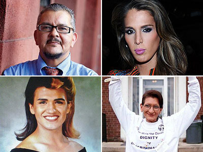 Op-ed: They're Trans, They're Hispanic, and They've Changed This World