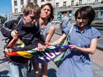 Russia's Highest Court Upholds So-Called LGBT Propaganda Law