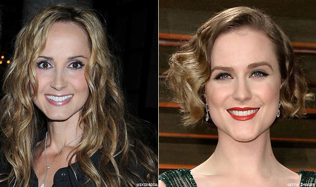 1 Chely Wright And Evan Rachel Wood 0