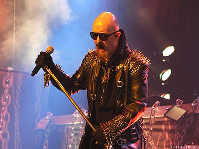 In Russia, Judas Priest's Gay Lead Singer Told to Tone It Down