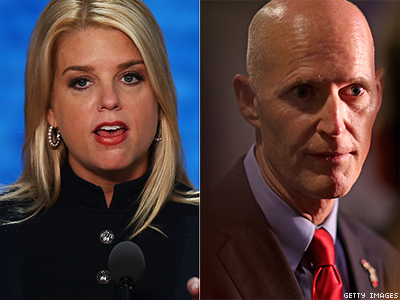 Florida Governor Won't Back Down on Opposing Marriage Equality