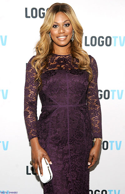 EXCLUSIVE: Laverne Cox Sounds Off on The T Word
