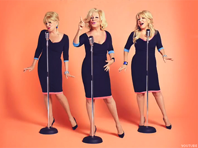 EXCLUSIVE: Bette Midler Covers TLC's 'Waterfalls'
