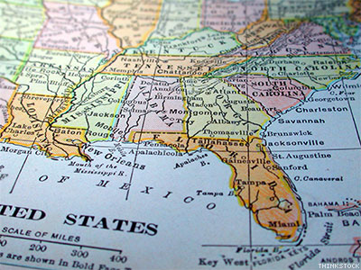 Op-ed: No, the South Isn't a 'New Frontier' for LGBT Rights