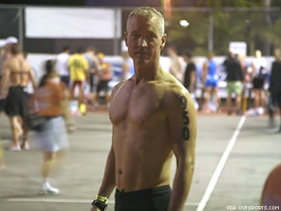 An Ironman Athlete Tells His Coming-Out Story