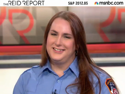 WATCH: Brooke Guinan, Trans FDNY Firefighter, Gets Real About Employment Discrimination