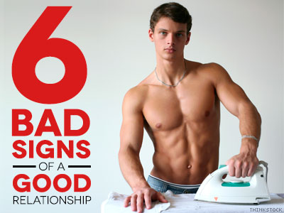 good and bad signs in a relationship