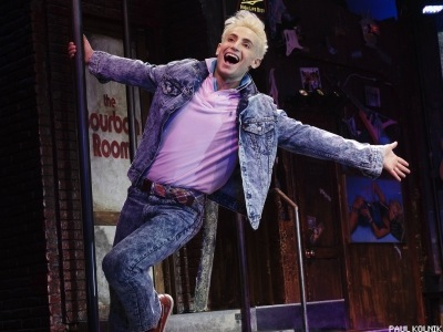 PHOTOS: Frankie J. Grande in Rock of Ages