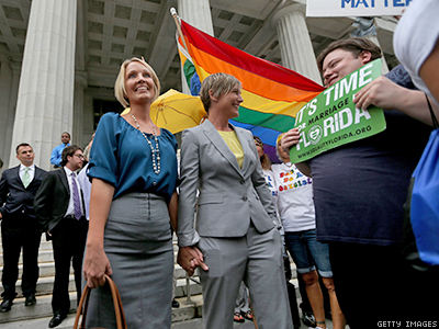 Florida Could Have Marriage Equality In January