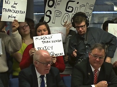 WATCH: Minn. Passes Much-Debated Trans Student Athlete Policy