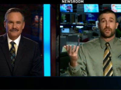 WATCH: Ariz. Anchor Challenges 'Hatemonger' Pastor on Antigay Views