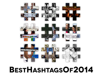 The Year In Hashtags