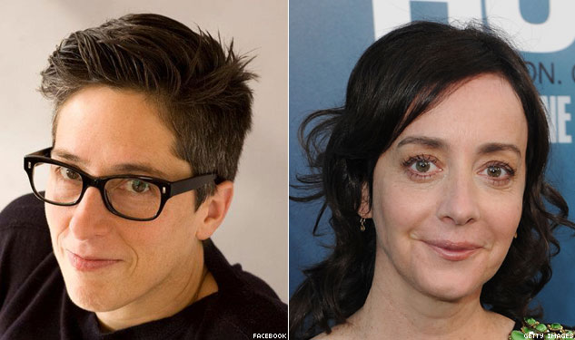 2 Alison Bechdel And Jane Adams 0
