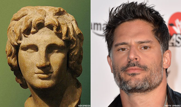 3 Alexander The Great And Joe Manganiello 0