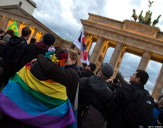 the global issue of homophobia Lgbt rights are not only a human-rights issue,  the development costs of homophobia  emphasizes that it is not a global human-rights enforcer.