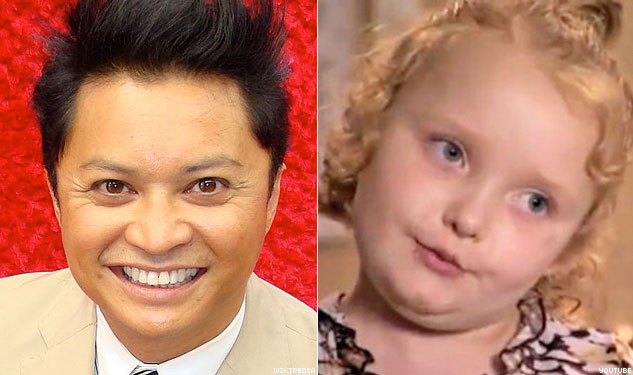 6 Alec Mapa And Honey Boo Boo 0