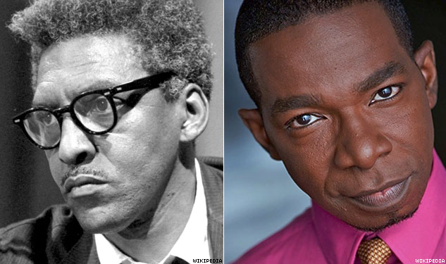 7 Bayard Rustin And Dwight Ewell 0