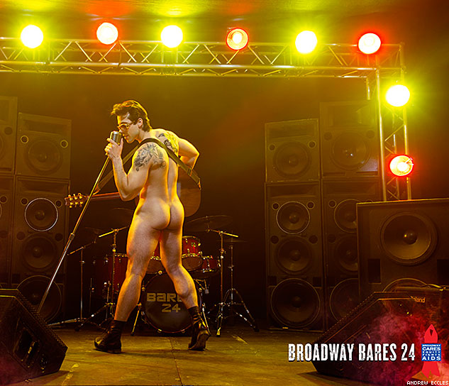 Broadway Bares 24 Vince Oddo X633 0