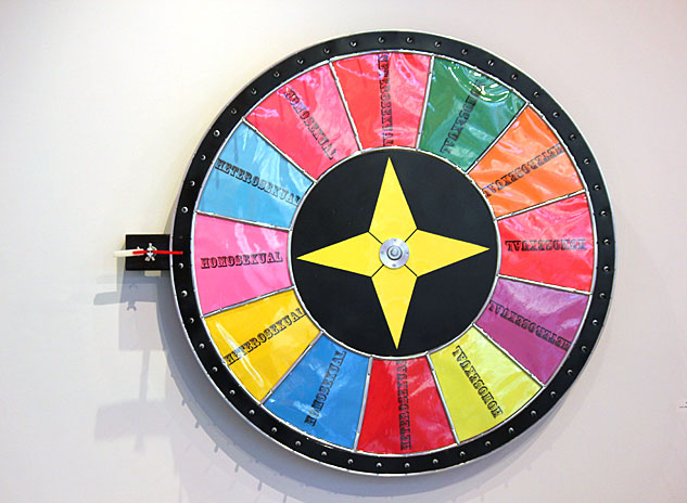 Choice Or Chosen Carnival Wheel Weighted Carnival Wheel That Wins Homosexual Everytimex633 0