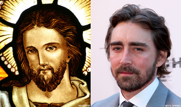 Jesus And Lee Pace 0