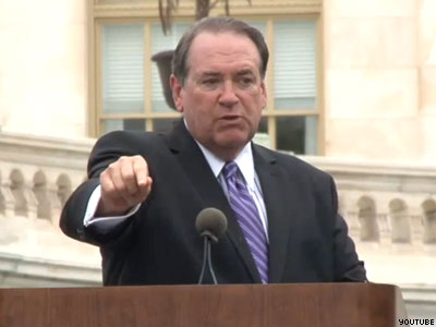 Mike Huckabee X400 0