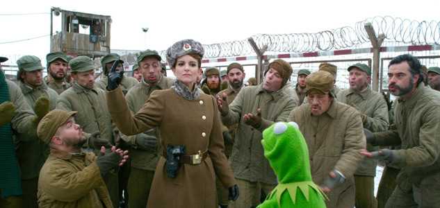 Muppets Most Wanted Tina Fey X633 0