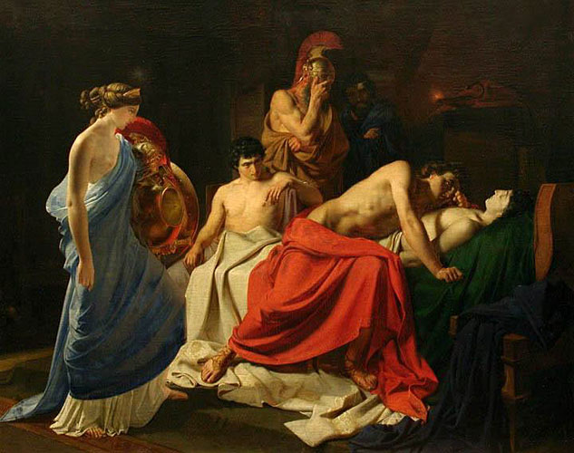 Nikolay Ge Death Of Patroclusx633 0