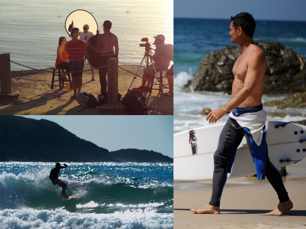 from Santino gay surfers report
