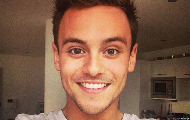 Tom Daley X633 0