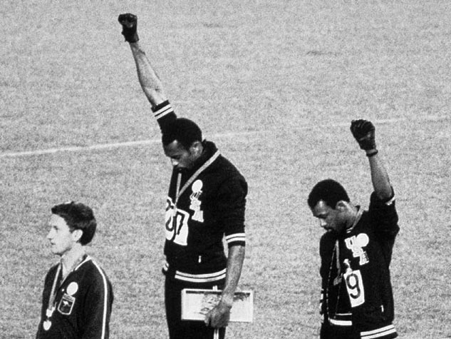 Tommie Smith And John CarlosX633 0