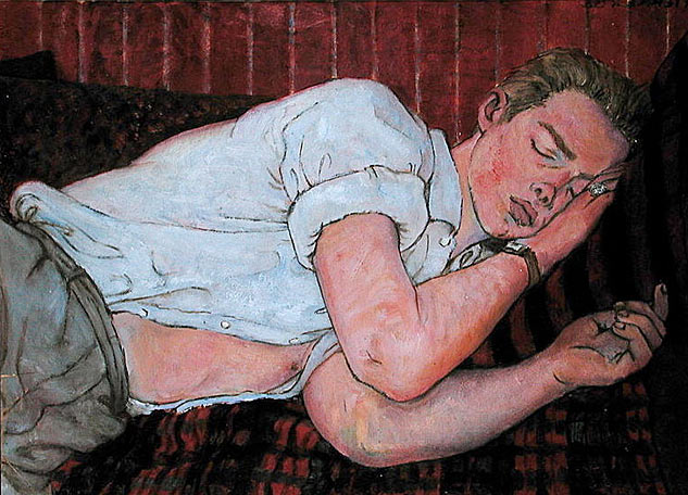 Tony Howard Sleeping London 1956x633 0