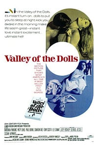 Valley Of The Dolls Posterx200 0