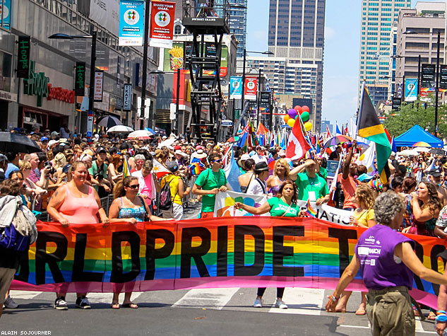 World Pride Parade Toronto 11x633 0