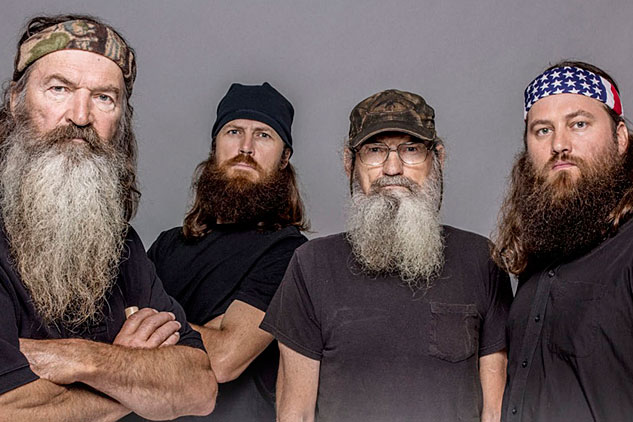 Duck Dynasty BeardsX633 0