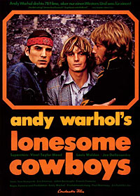 Lonesome Cowboys Movie Posterx200 0