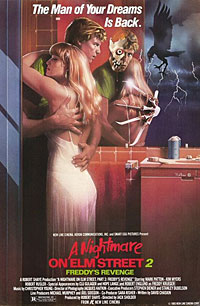 Nightmare On Elm Street Twox200 0