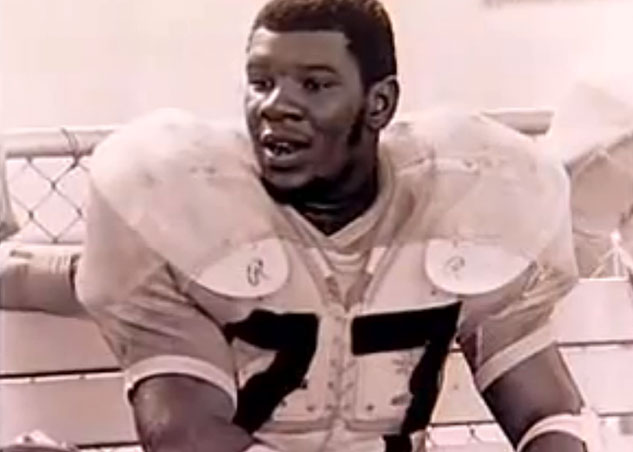 Gay nfl roy simmons