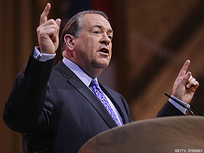 Mike Huckabee: With Marriage Equality, Will Bisexuals Want Two Spouses?