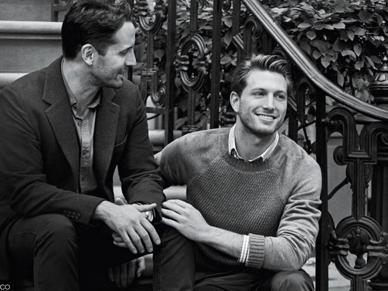 Tiffany Campaign Features Gay Couple for First Time