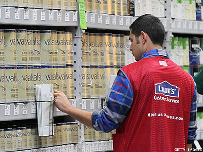 Former Lowe's Employee Sues for Antigay Discrimination