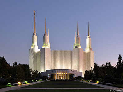 STUDY: Mixed-Orientation Mormon Marriages Likely to Fail