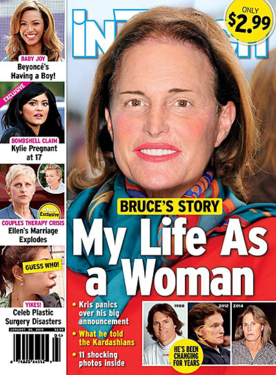 Trans People to InTouch Weekly: Your Fake Bruce Jenner Cover Is 'Sad'