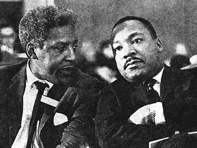 Bayard Rustin: Martin Luther King's Views on Gay People
